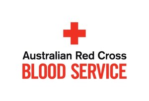 Australian Red Cross Blood Service.